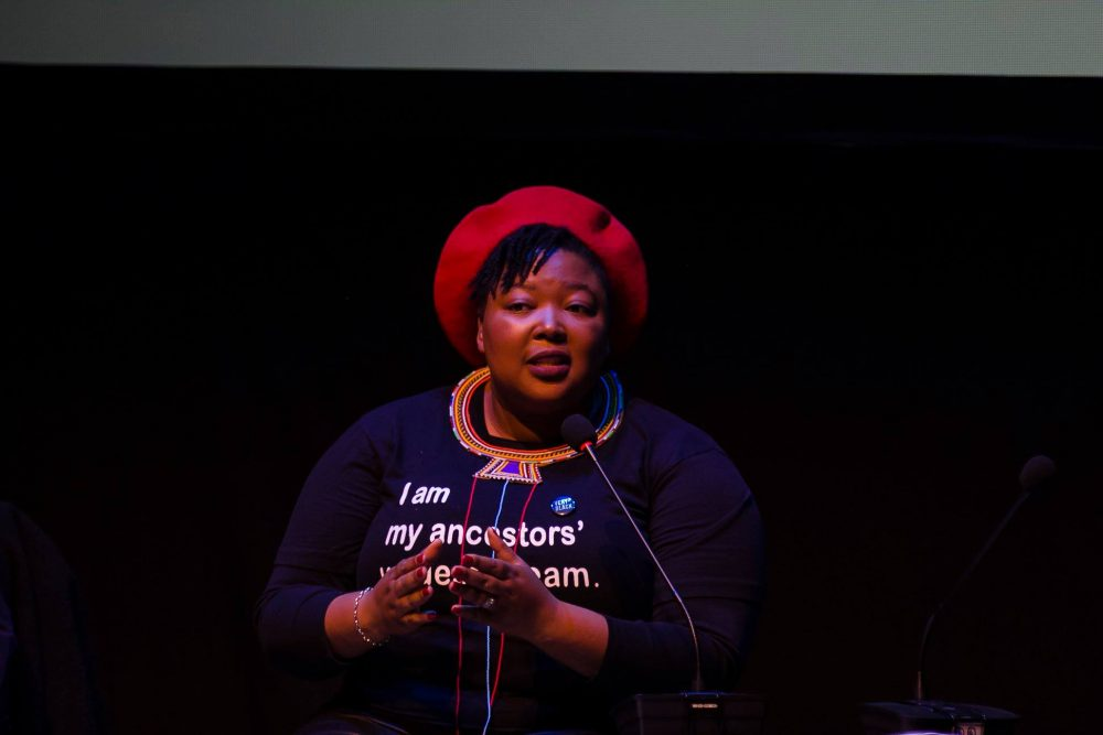 Feminism Is Dr Tlaleng by Bulumko Gana