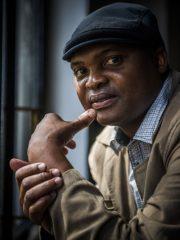 Niq Mhlongo by Alet Pretorius