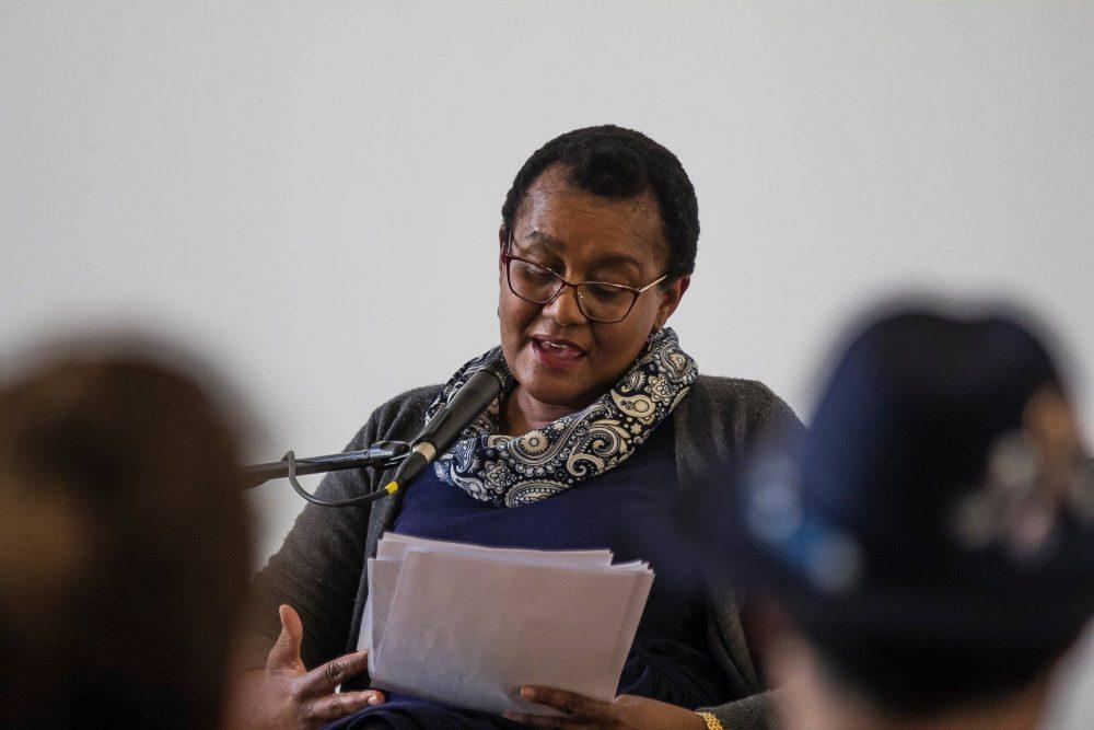 Poetic Conversation Philippa Kabali-Kagwa by Bulumko Gana