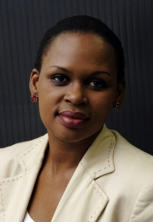 Thandeka Gqubule ..9/9/2005..pic Russell Roberts..copyright Financial Mail