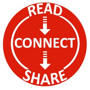 read connect share sticker5